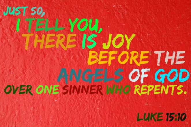 Image result for Luke 15:10